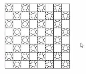 Picture of Creating Chessboard Grid