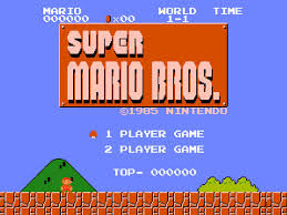 Picture of Find the Secret Warp Zones in Super Mario Brothers