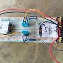 Huzzah ESP8266 Temp & Humidity Station
