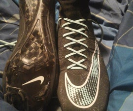 Cleaning Your Cleats!