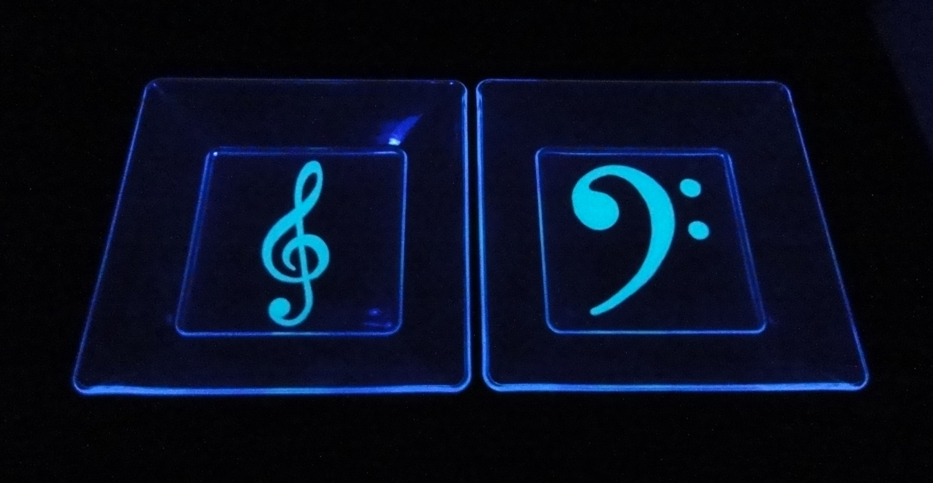 Picture of Glow Plates