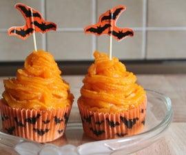 Carrot - Vampire Cup Cake