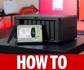 HDD Health Management With Synology DiskStation NAS Feat DS1815+