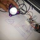Arduino simple Hand Motion v1