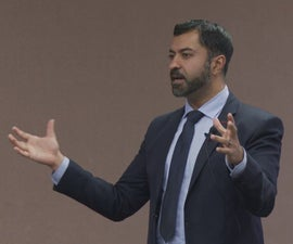 Haroon Ullah Opinion on Extremism