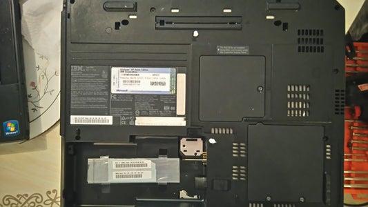 Fix a CMOS Battery Problem on a Laptop