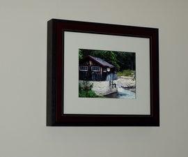 Homemade Digital Picture Frame