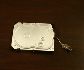 "DIY USB ""Hard Drive"""