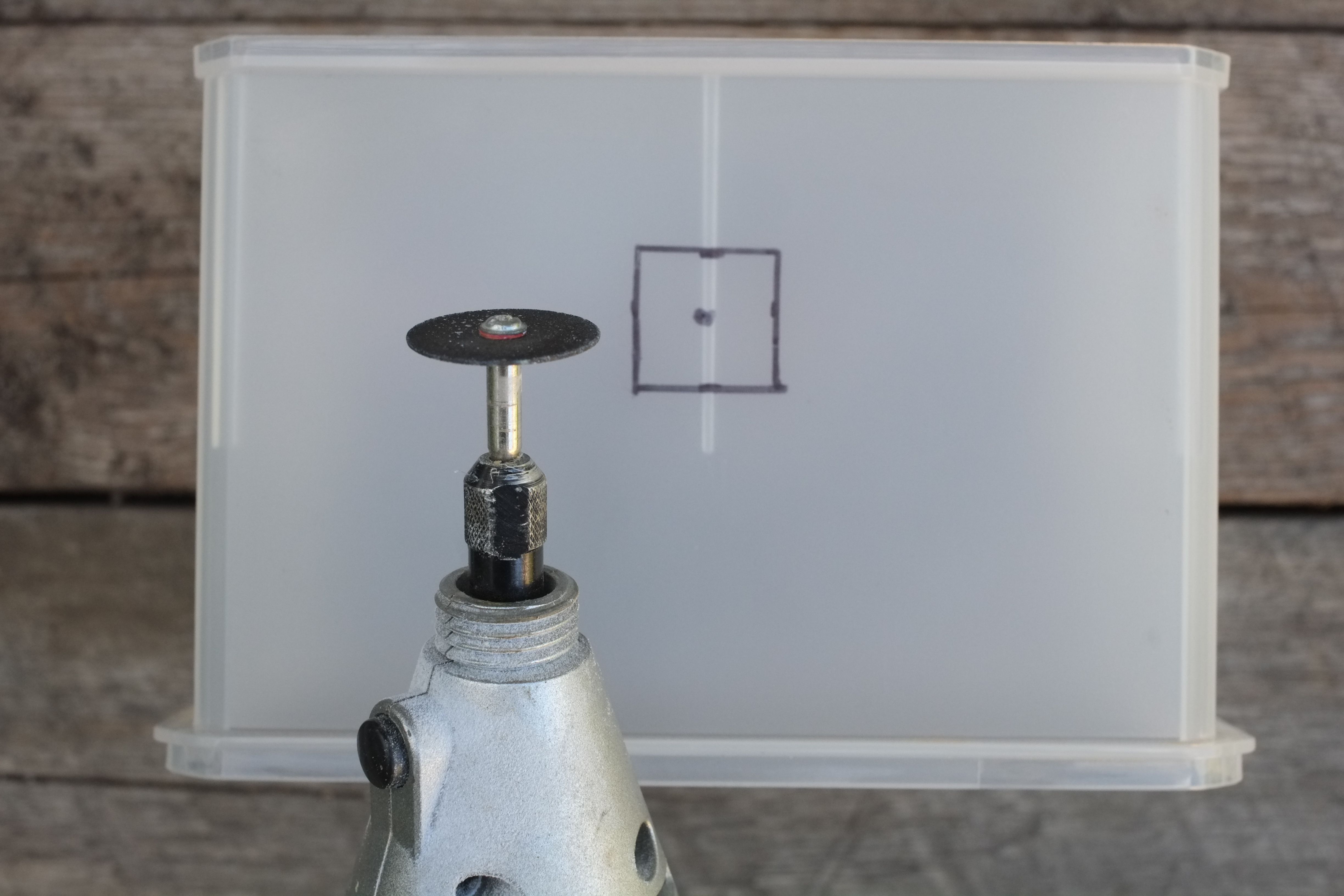 Picture of Preparing the Junction Box: Setting Up for the Brackets