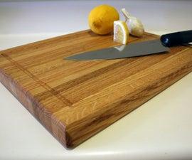 Cutting (floor) Board