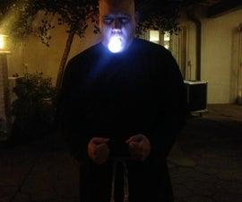 Self-Lighting Light Bulb