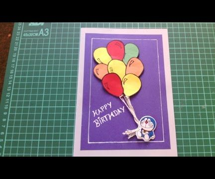 Enjoyable How To Make Handmade Birthday Card Instructables Funny Birthday Cards Online Inifofree Goldxyz