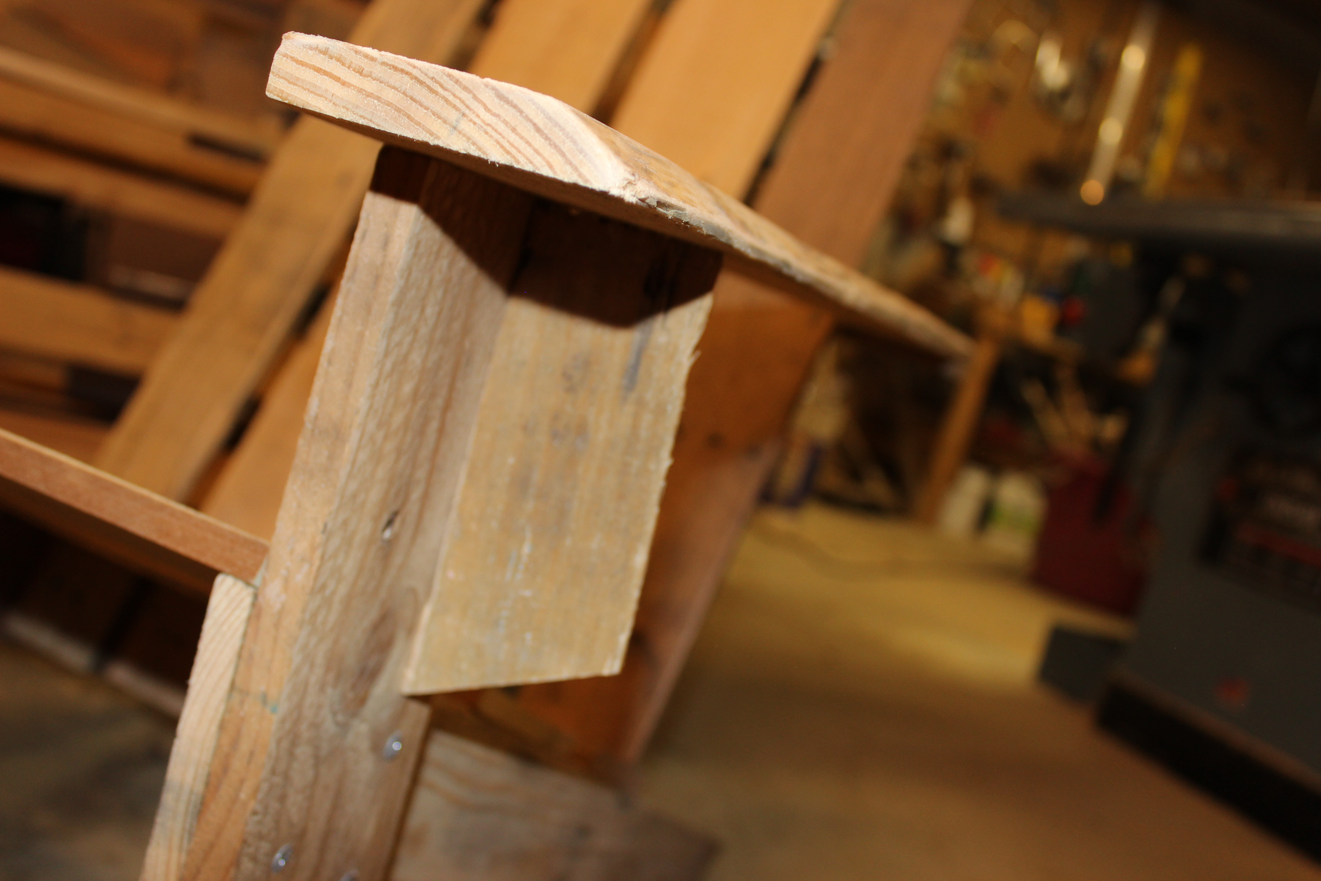 Picture of Step 5 Arm Rests