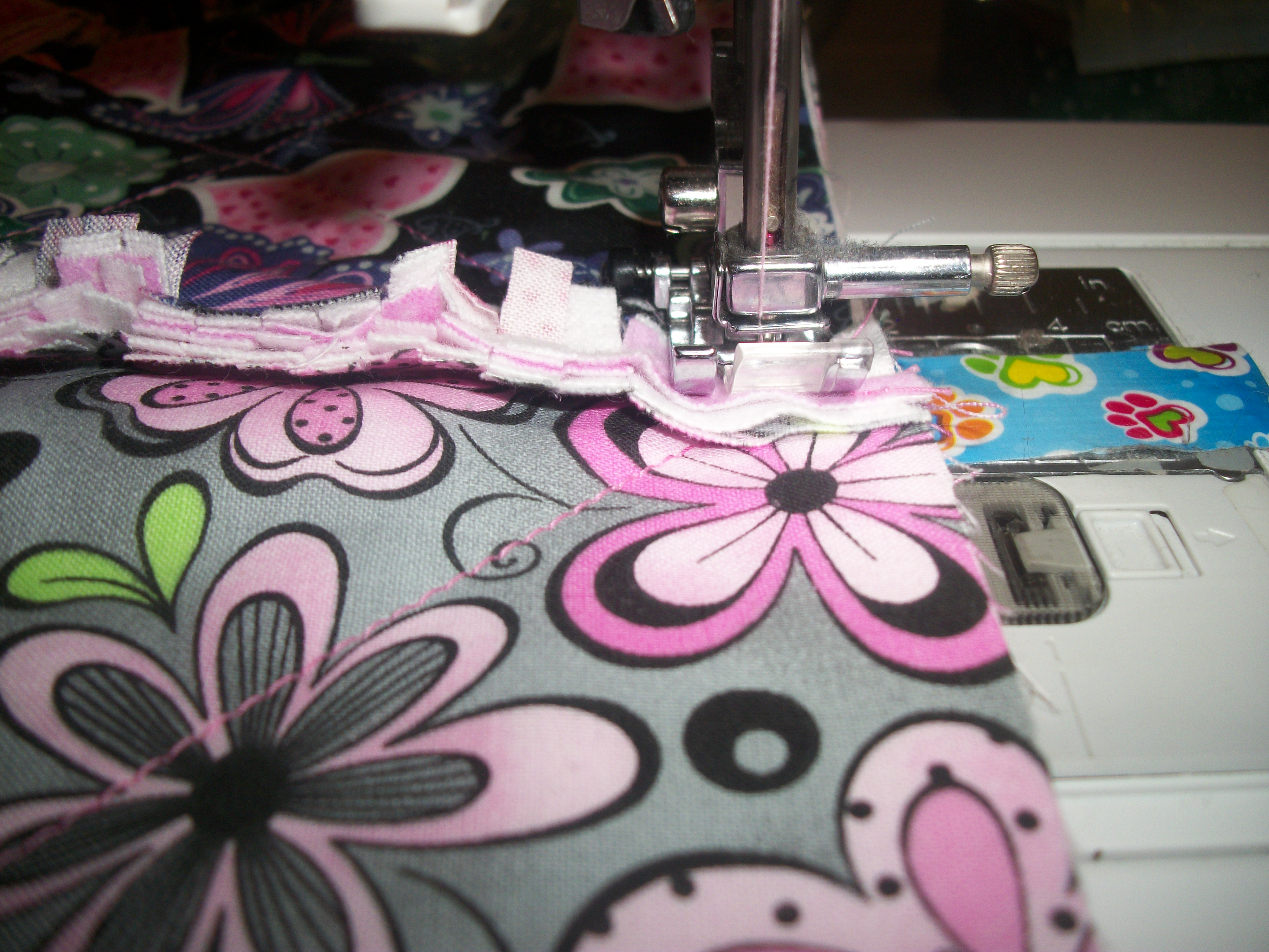 Picture of Backstitching