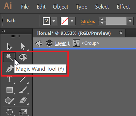 Picture of Magic Wand Tool