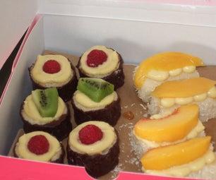 Cake Sushi