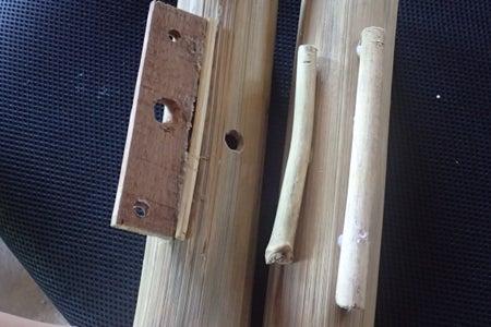 Make Your Beautiful Bamboo Speaker Stand!