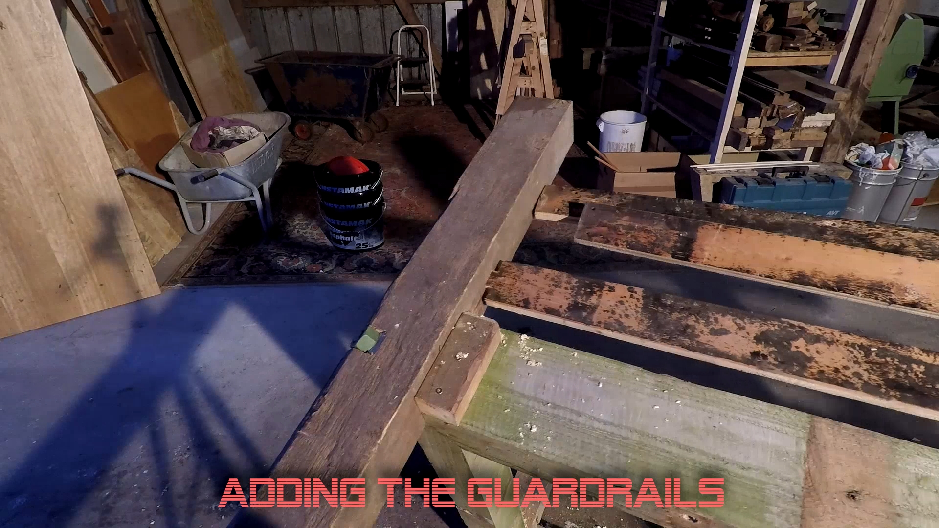 Picture of Add the Guardrails