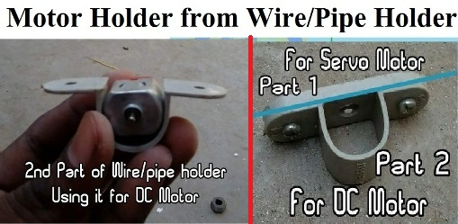 Picture of Motor Holder
