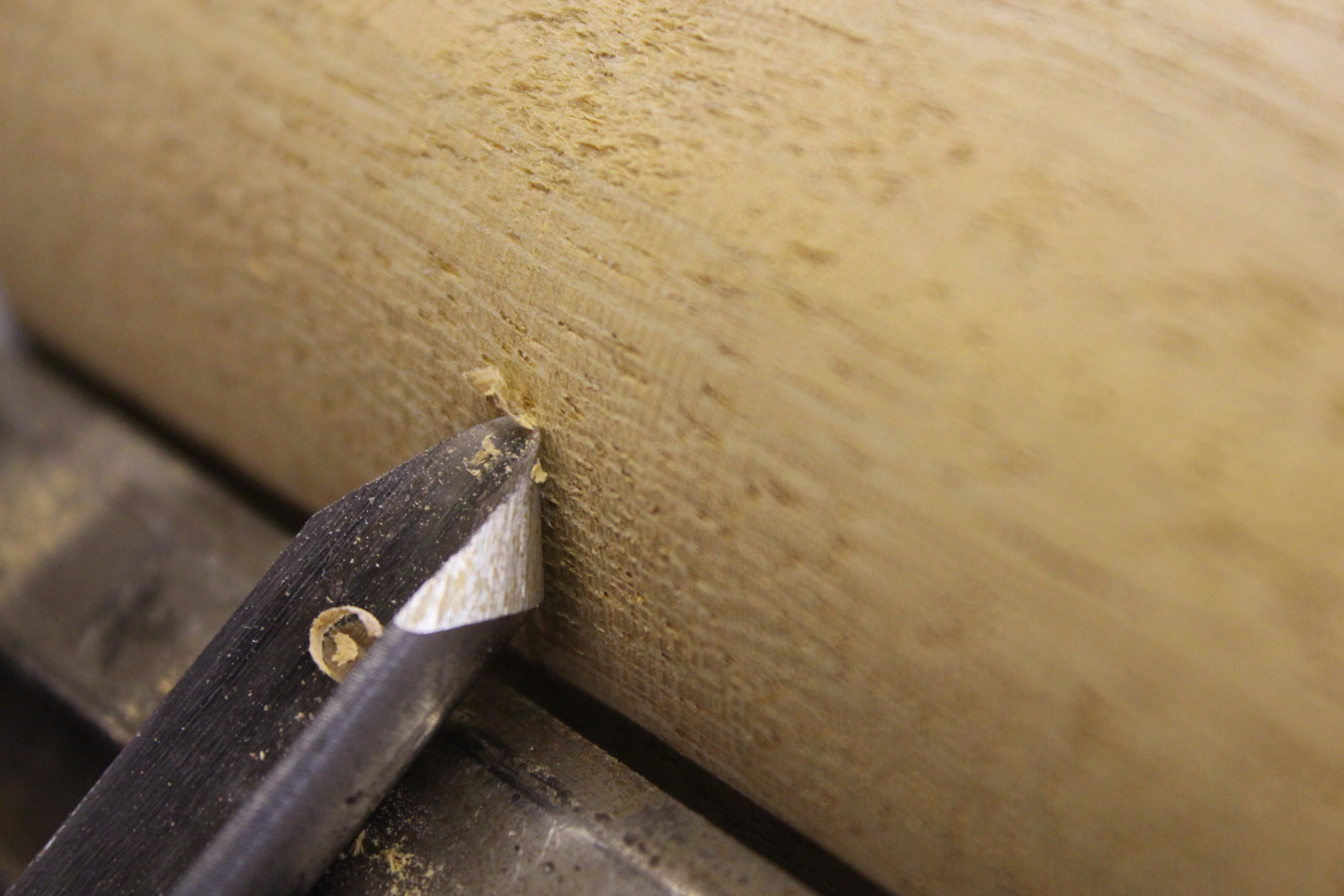 Picture of Preparing for Spindle Work