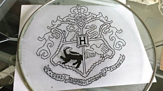 Hogwarts Crest: Mascots and Words