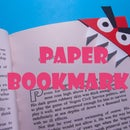Simple Paper Bookmarks