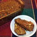 Dog food Leftover Chicken Bake
