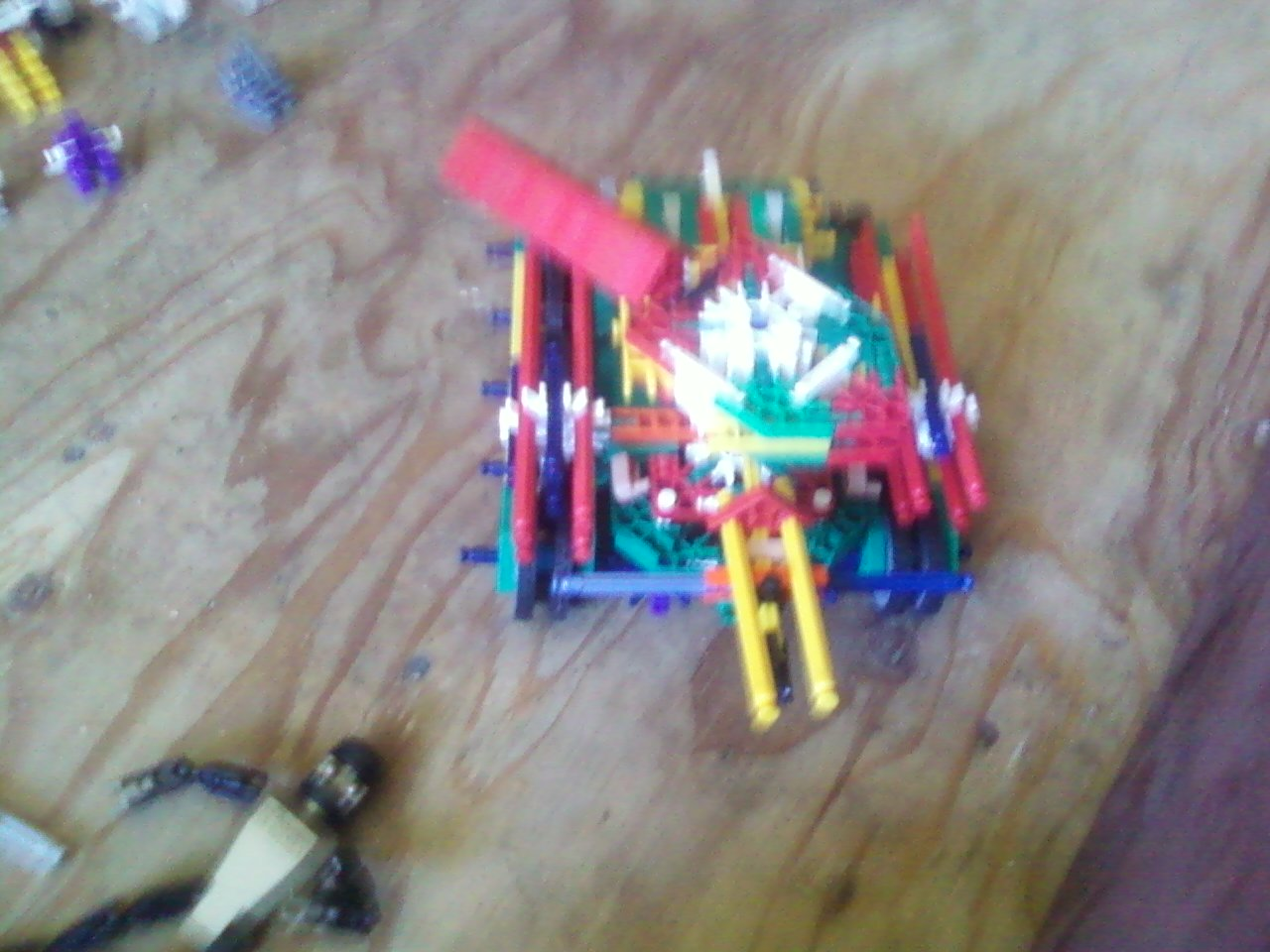 Picture of Knex Tank