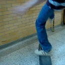 Refurbished Skateboard= Trick Style Balance Board! + VIDEO!