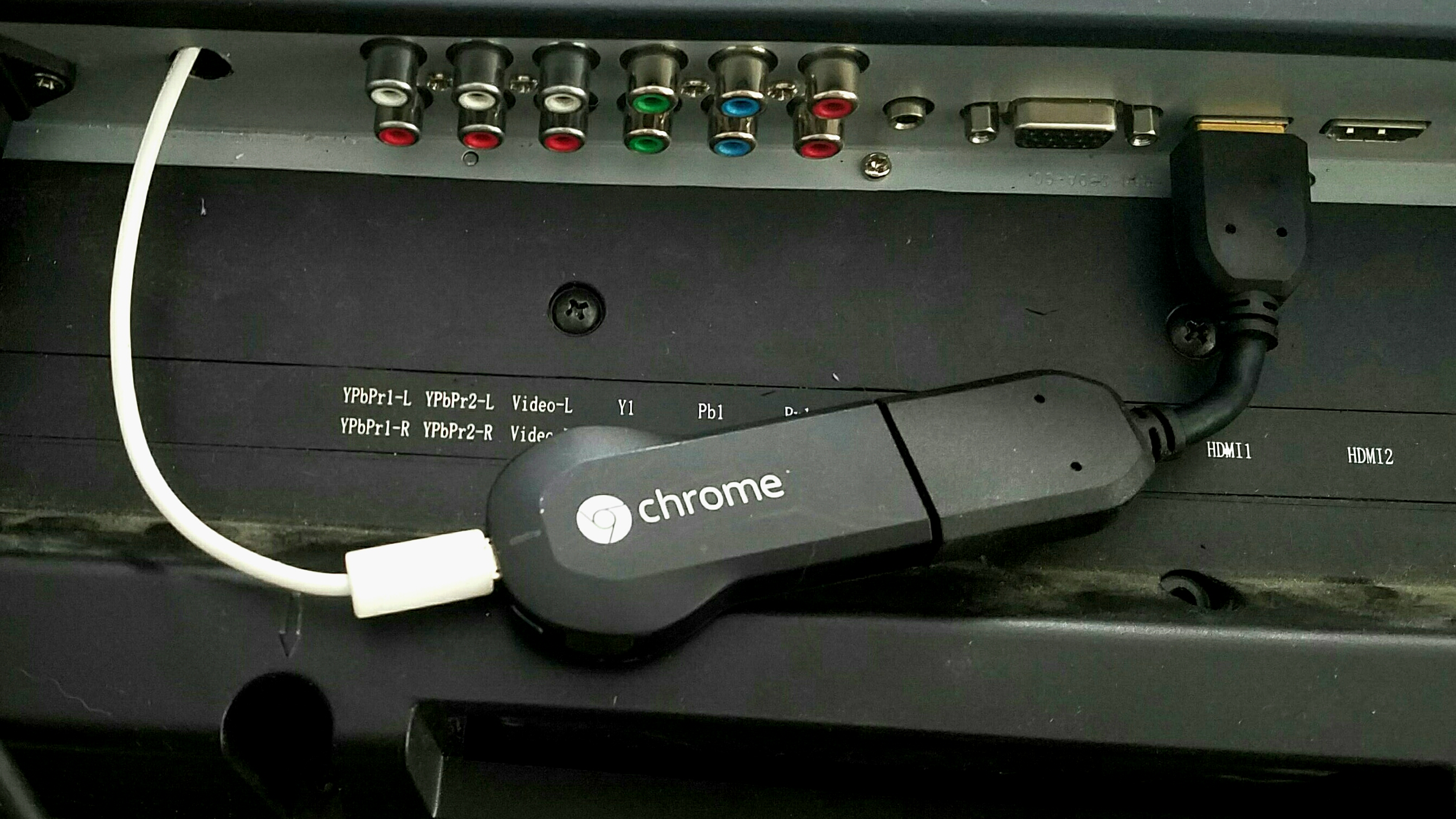 Picture of Old TV USB Hack for $0.00