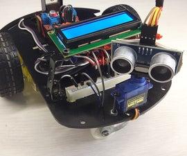 "Build Your Own Arduino Robot ""Nitro++"""