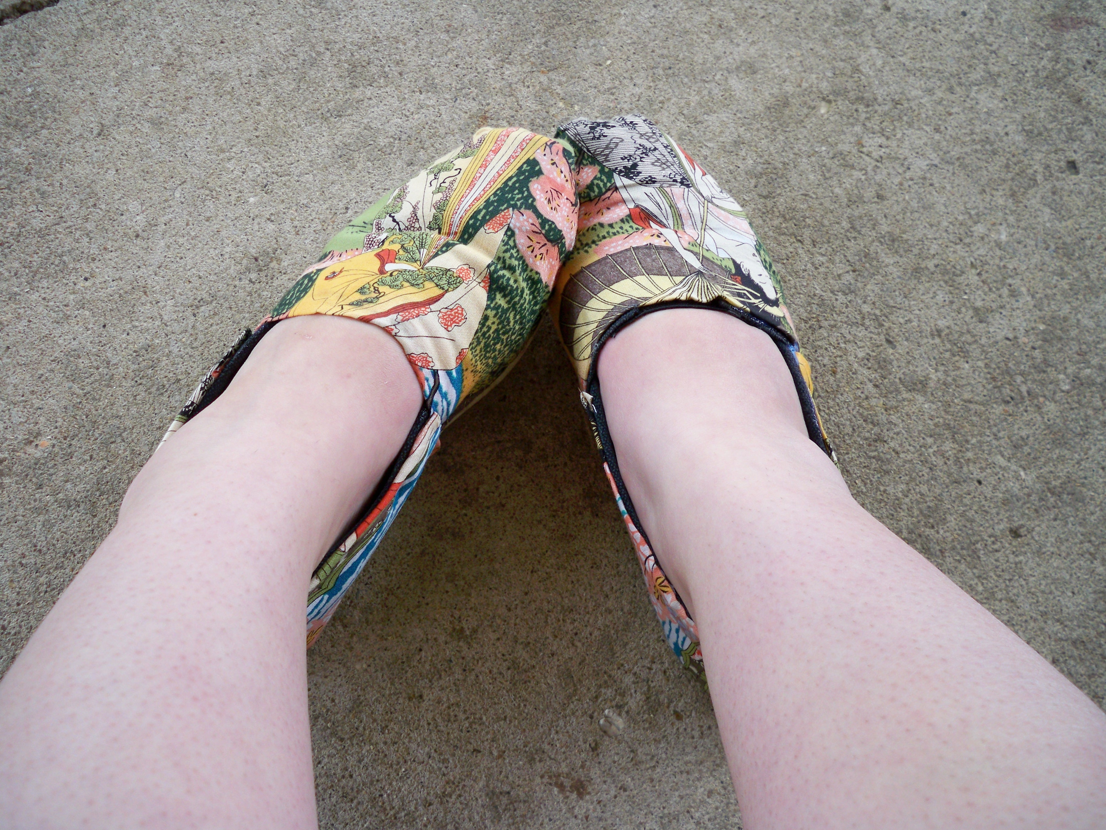 Picture of Customize Your Shoes! (Toms)