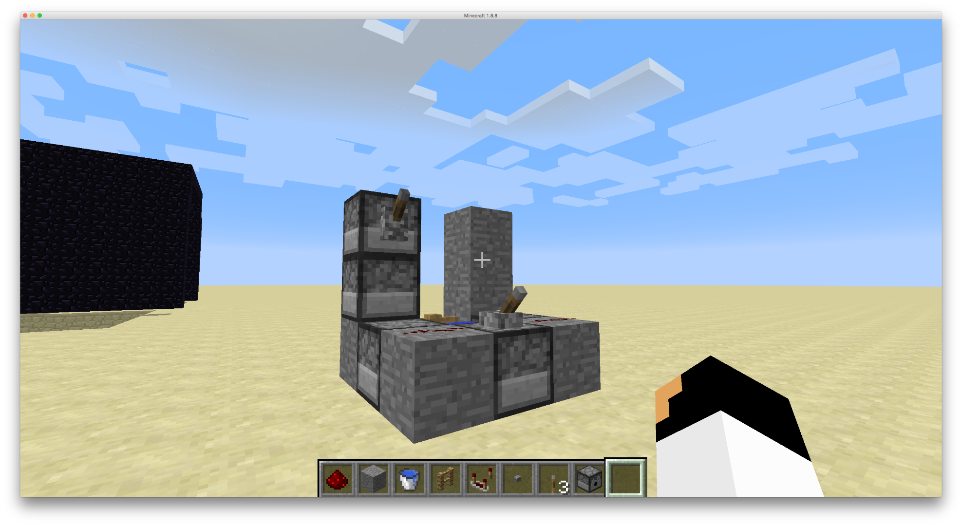 Picture of How to Make Awesome Minecraft TNT Cannon (1.8.1)