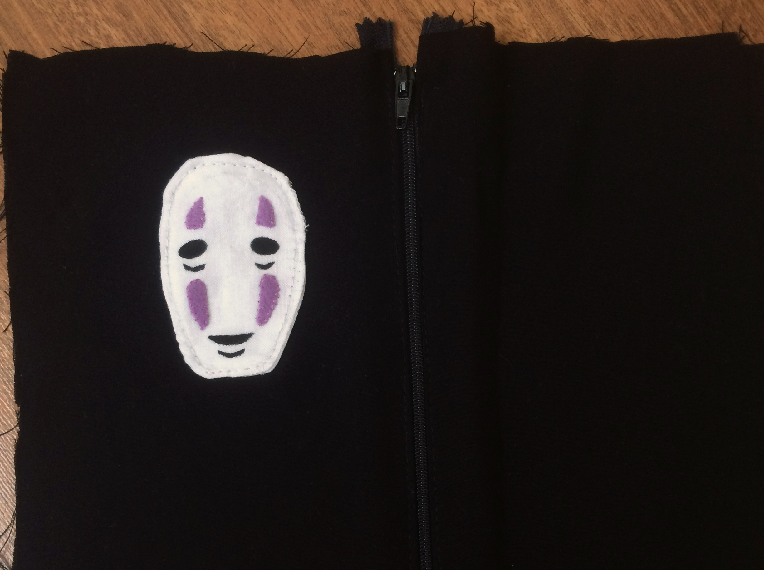 Picture of Sewing the Face