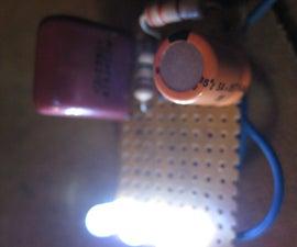 Glow led's using AC current(220-250V)