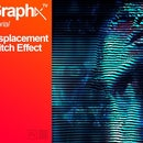 How to Create a Displacement Glitch Effect - Photoshop CC 2017 - GraphixTV
