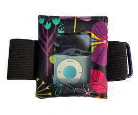 Make a Custom IPOD/ Cell Phone Armband