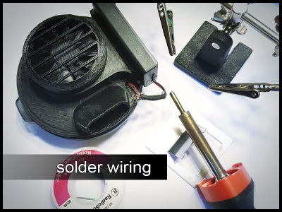 SOLDER WIRING