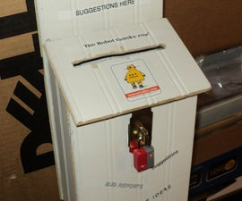 Instructables Suggestion Box