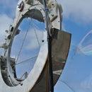 The CNC Bubble Iris:  a Computer Controlled Giant Bubble Machine