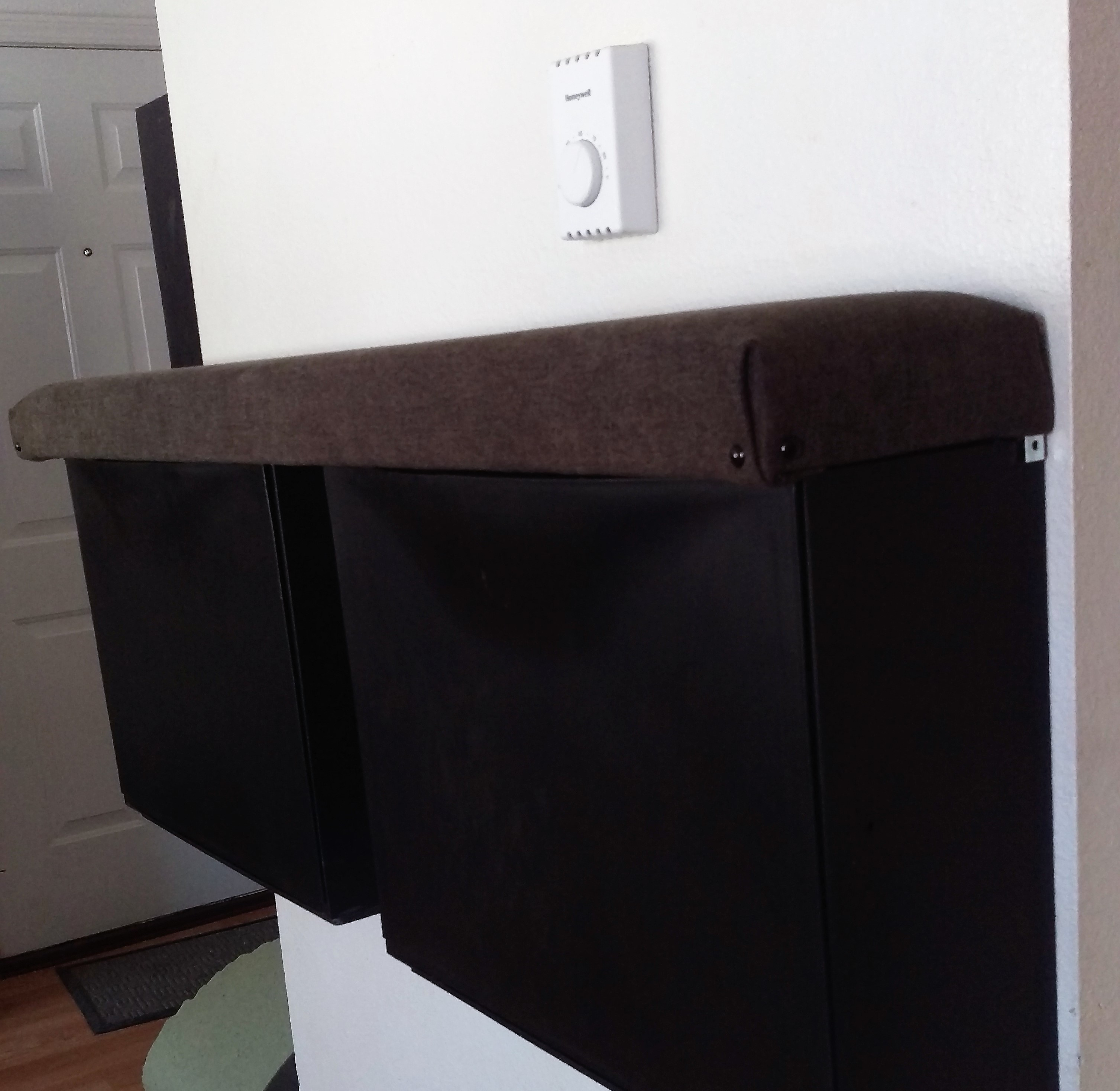 Picture of Install Shelf and Climbing Post