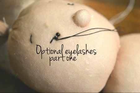Add Eyebrows (and Optional Eyelashes)