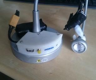 Ikea Worklight (Portable)