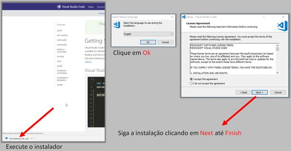 Visual Studio Code Installation