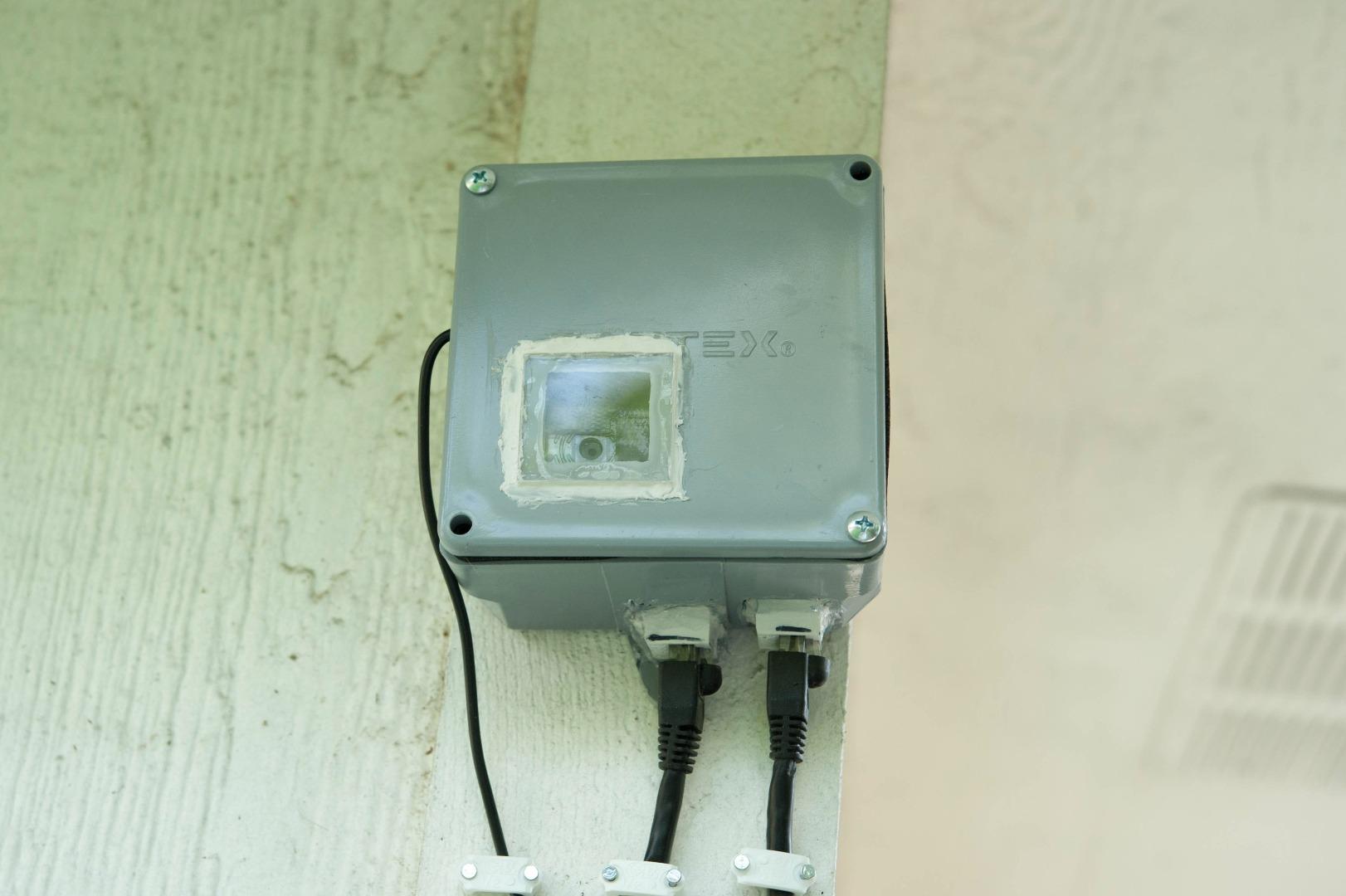 Picture of Main Enclosure - Pi, GPS, Camera, Light