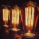 Edison Lamp Dimmer 230V Arduino IRDA Remote Control