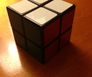 How to solve a 2x2 Rubiks Cube