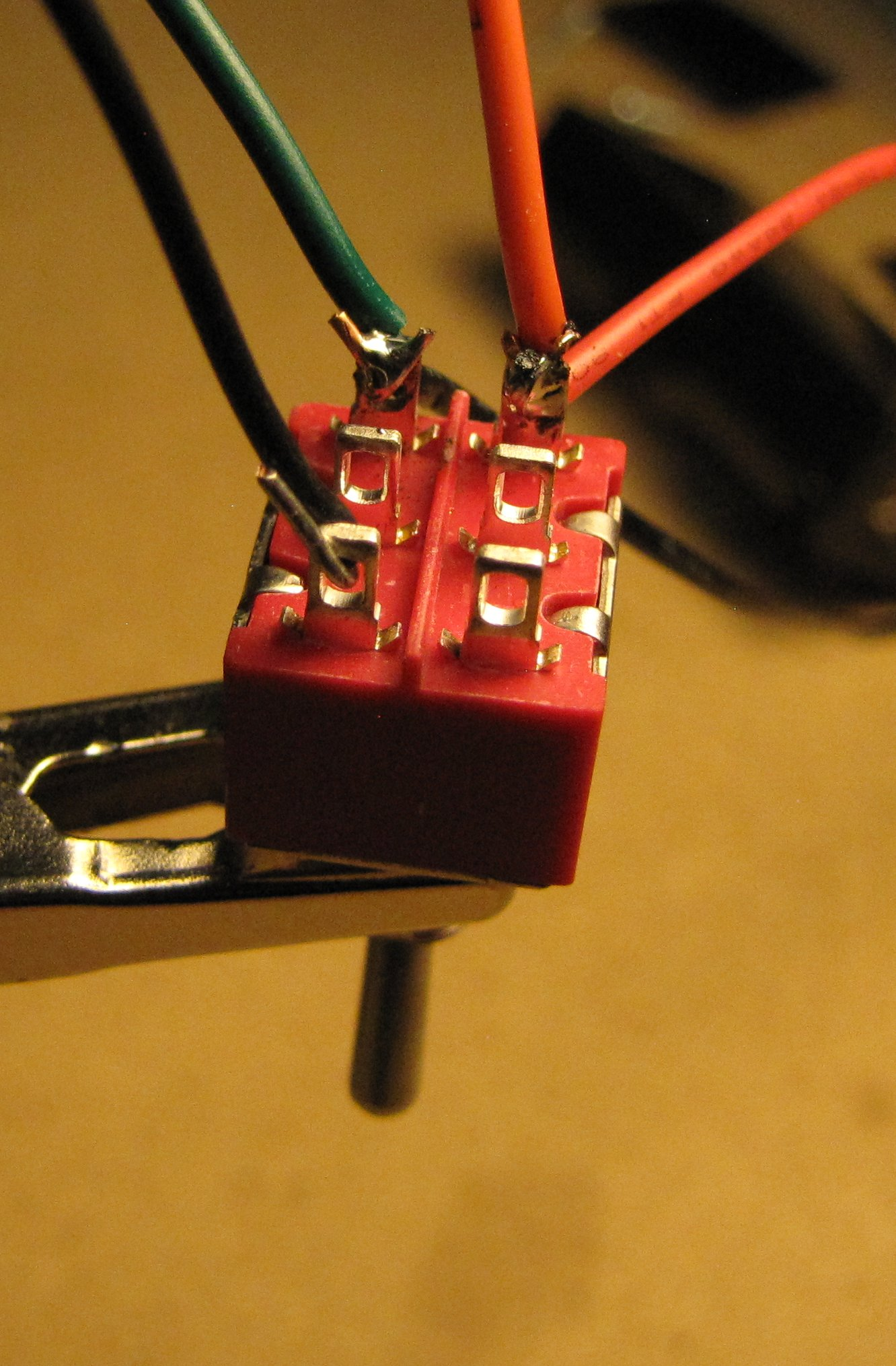 Picture of Soldering Step 3
