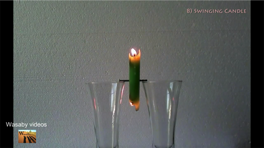 Swinging Candle