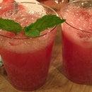 Watermelon Summer Soda
